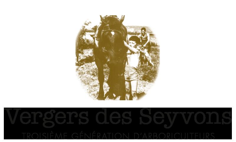 Arboriculteurs depuis trois générations - Vergers de Seyvons